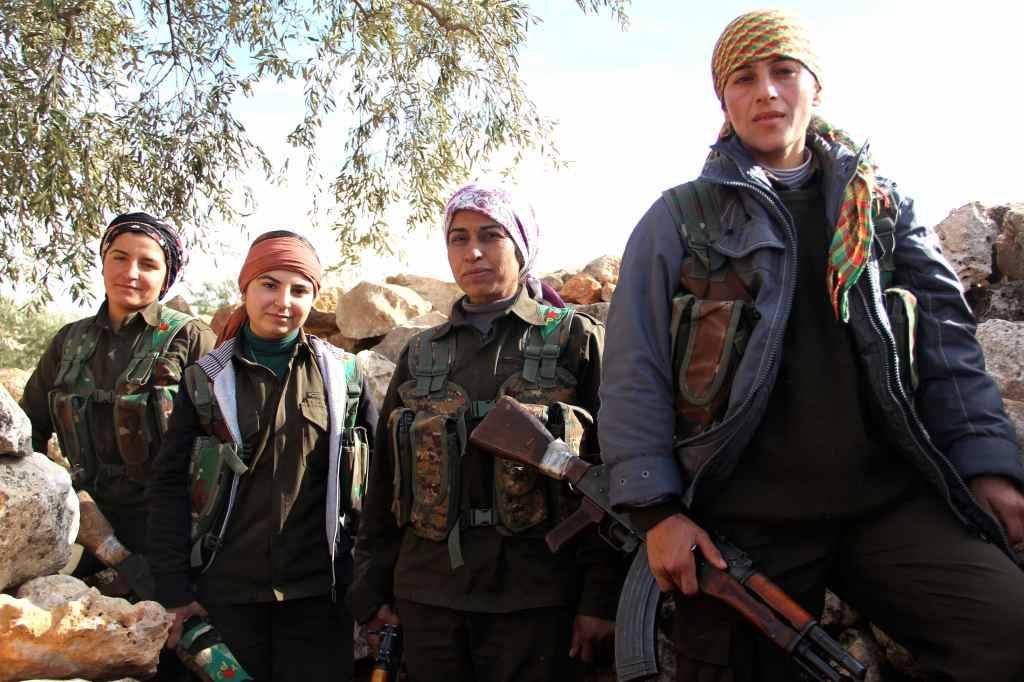 (0 Kurdish girls