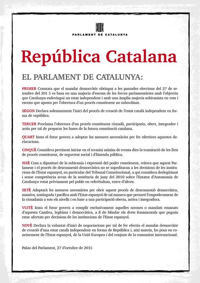 (0 dich Catalunya