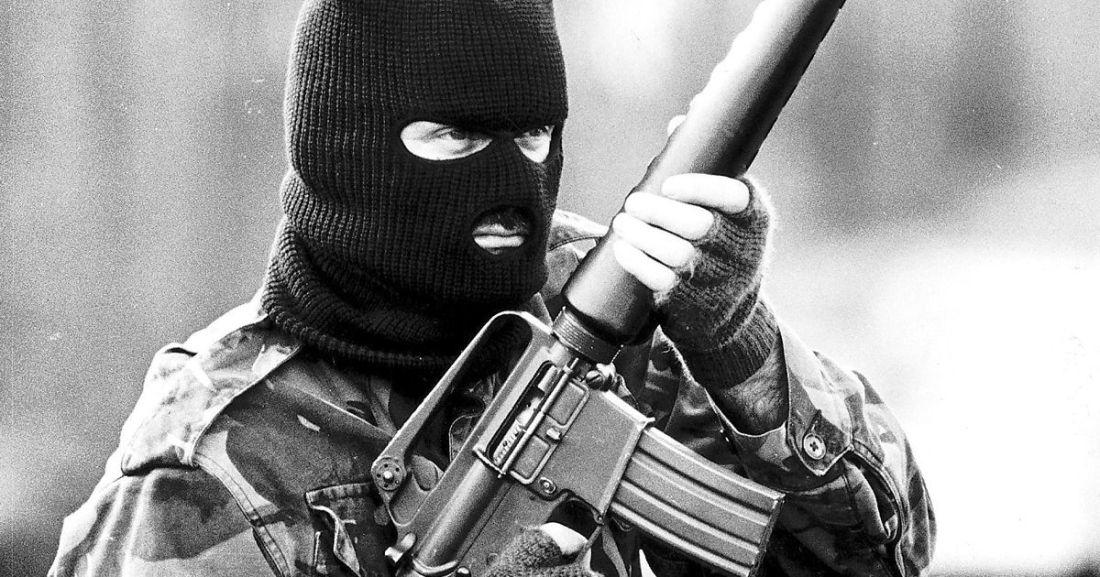 (0 IRA-gunman