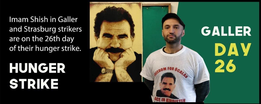 kurds sciopero