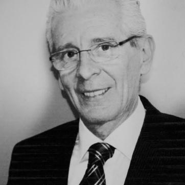 Karl Saxer Hobbyhistoriker und Karneider Gemeinderat