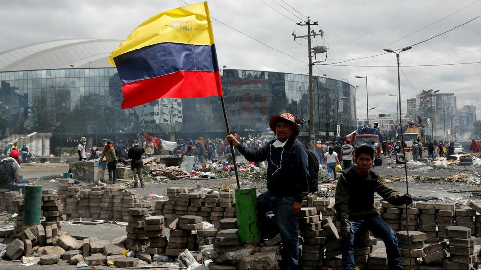 Ecuador truce cut