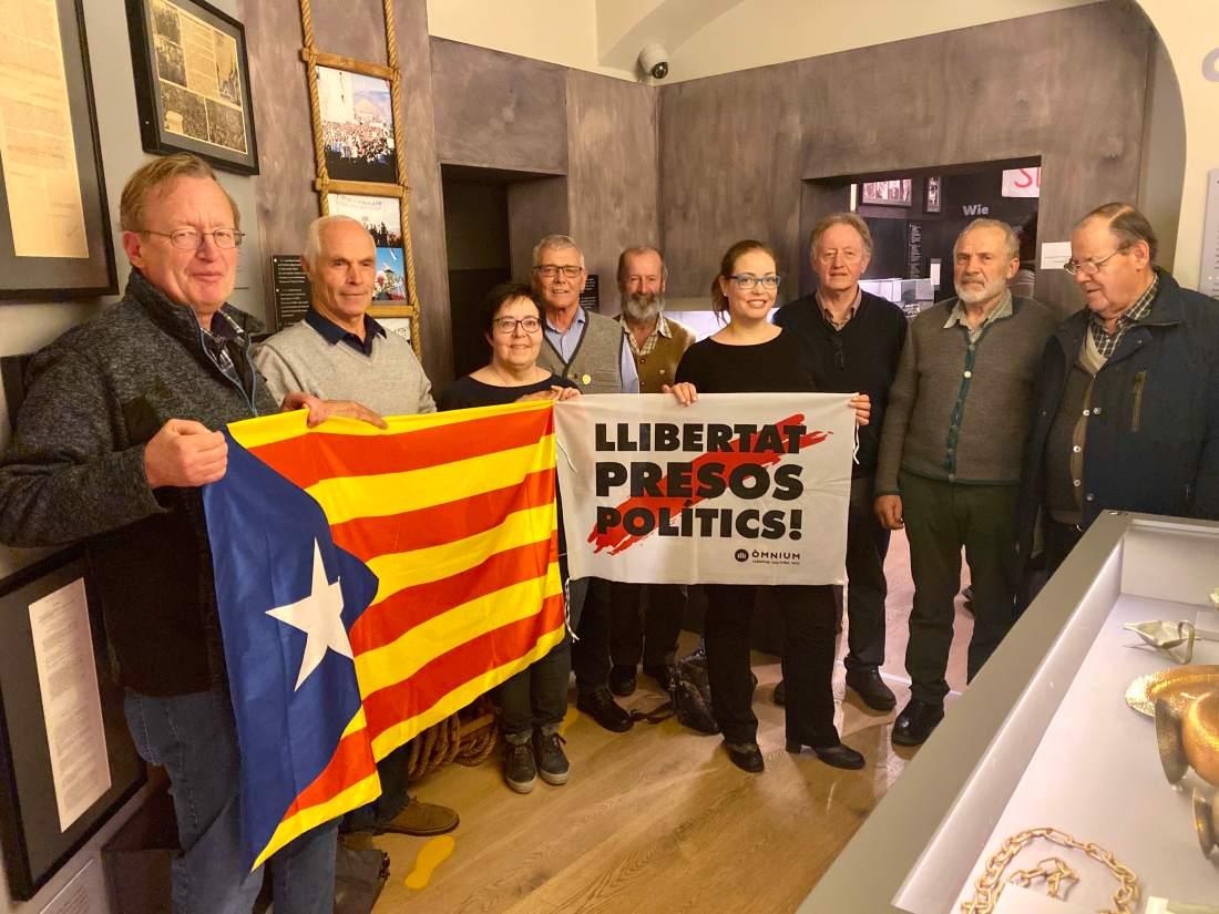 Bundesausschuss SHB BAS-Ausstellung Katalonien