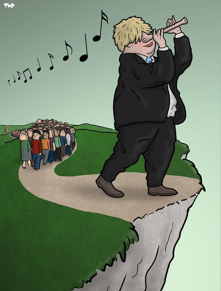 Tjeerd Royaards Boris