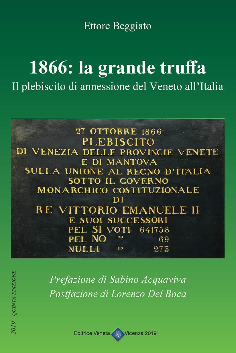 COPERTINA 1866 LA GRANDE TRUFFA-2019 bassa